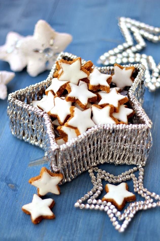 Biscotti Di Natale Zimtsterne.Zimtsterne Biscotti Stelle Di Cannella Ricetta Originale