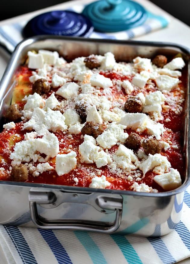 ricetta-lasagna-napoletana-carnevale-polpettine-ricotta-mozzarella