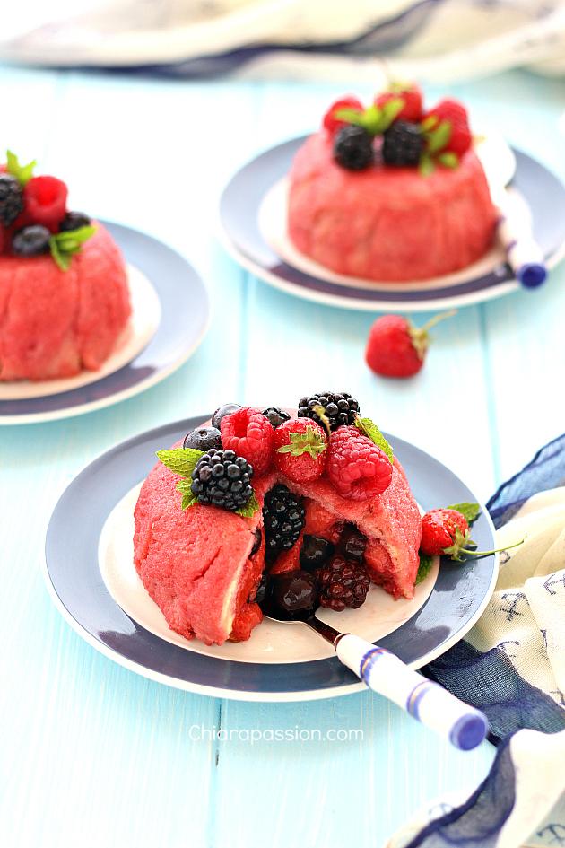 ricetta_facile_summer_pudding_dolce_frutti_di_bosco