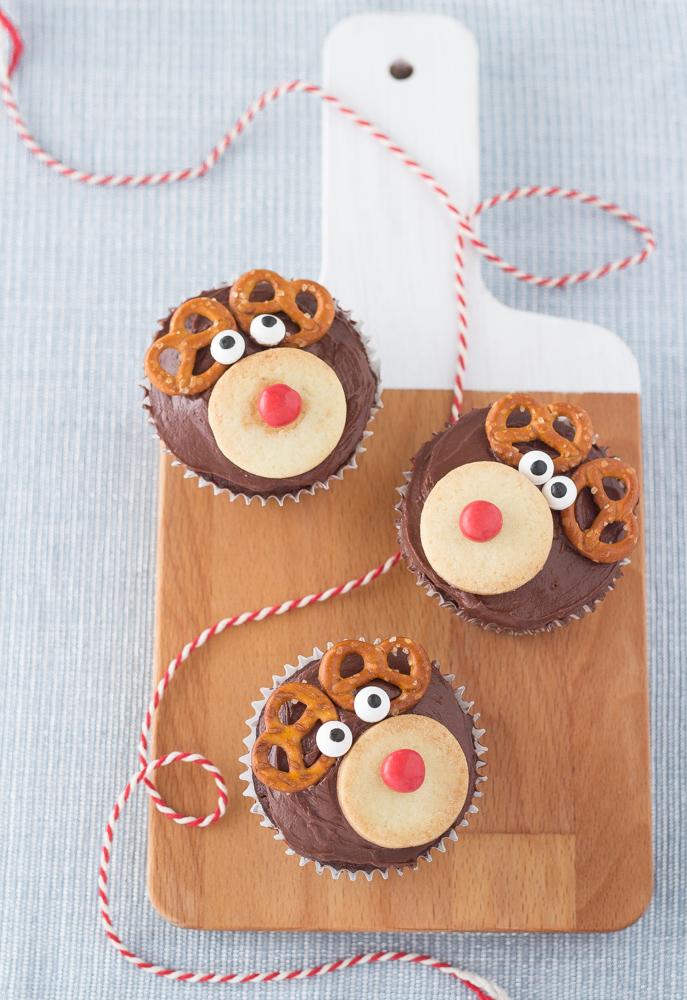 renne_dolce_Natale_reindeer cupcakes