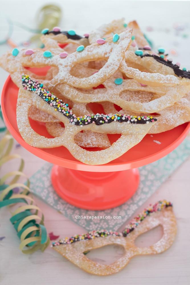 bene fuori x design di qualità vendita online Maschere dolci di Carnevale