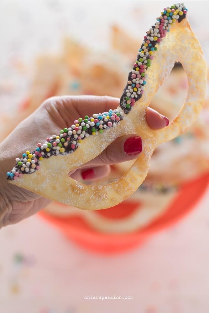 disabilità strutturali design moderno vendita outlet Maschere dolci di Carnevale
