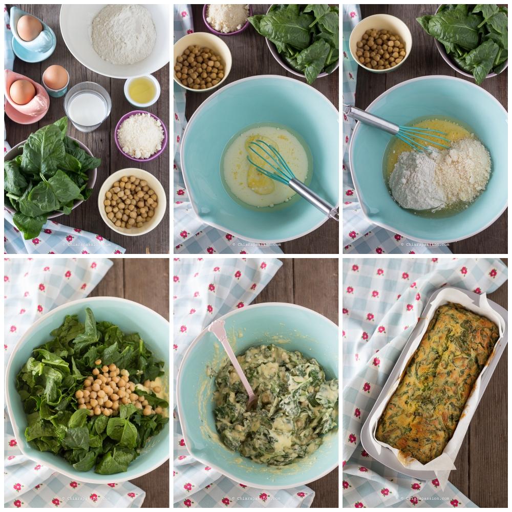 come-fare-il-plumcake-salato-con-spinaci-ceci