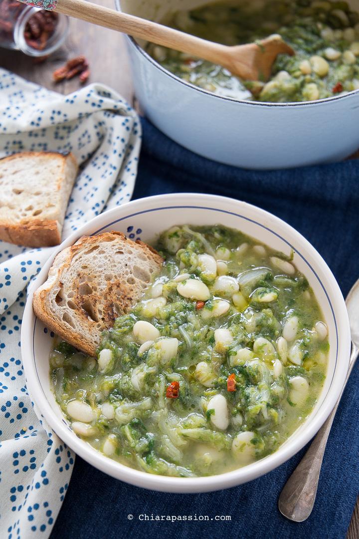 ricette dieta zuppa di cavolo