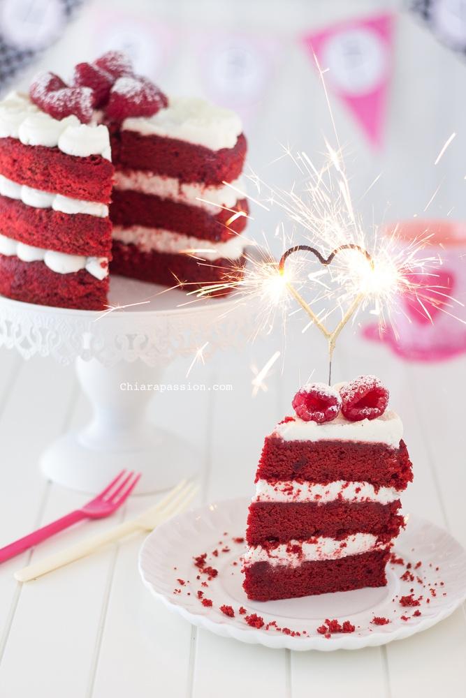Red Velvet Cake Frosting Alternative