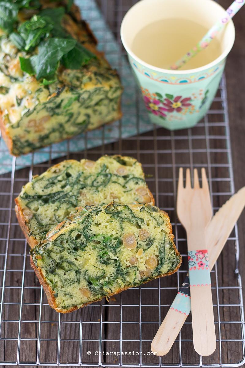 ricetta-plumcake-salato-con-spinaci-e-ceci-morbidissimo