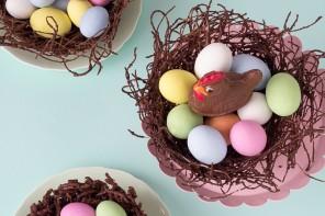 nidi-di-cioccolato-ricetta-facile-per-Pasqua-nidi-di cereali-noodles