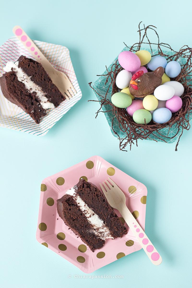 torta-nido-di-pasqua-al-cioccolato-mud-cake