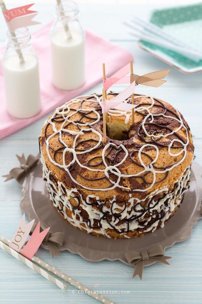 ciambella- marmorizzata-chiffon-cake-bicolore