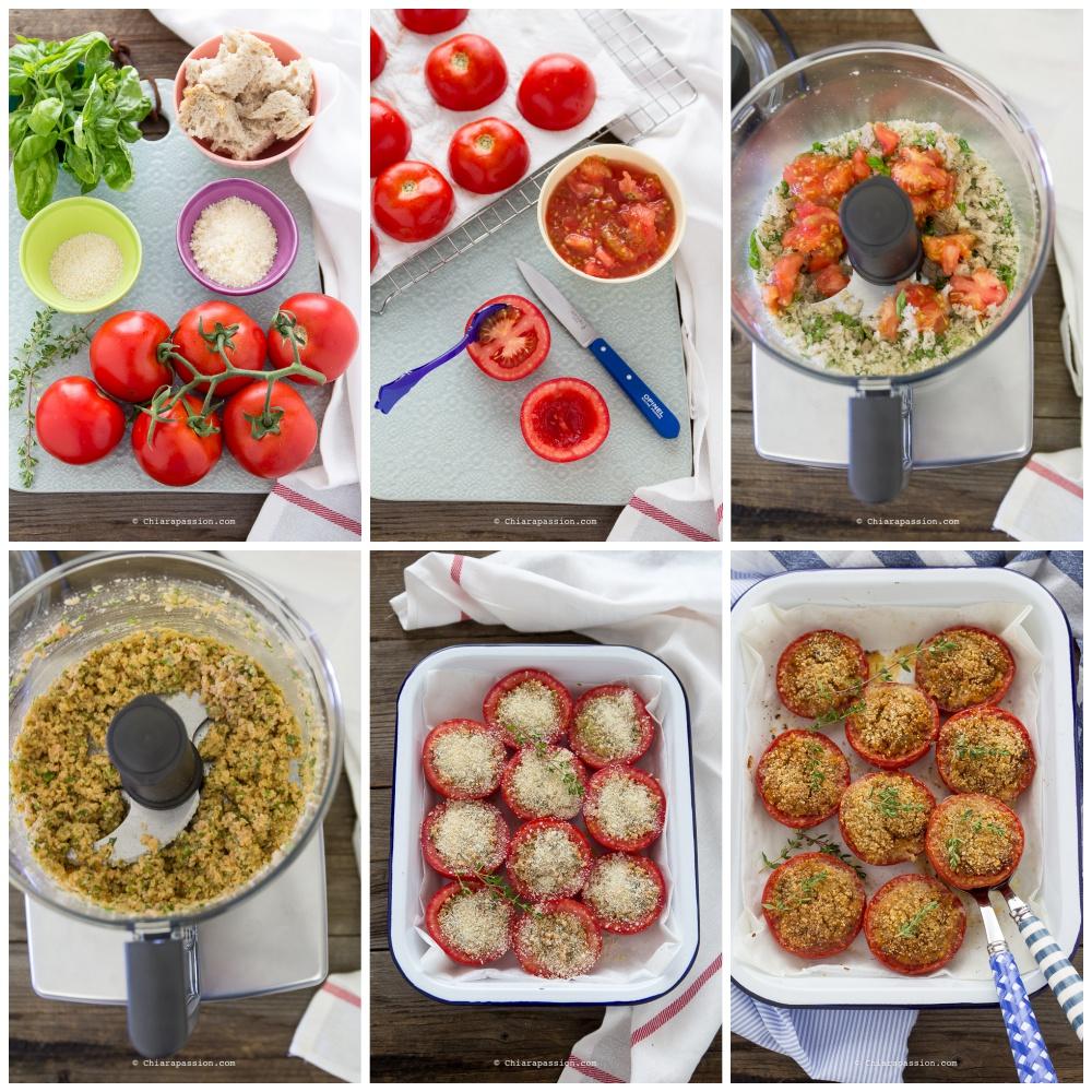 come-fare-pomodori-gratinati-al-forno-con-pane-raffermo-basilico-ricetta-facile