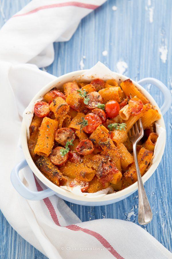 ricetta-pasta-al-forno-pomodoro-mozzarella-pizzaiola-ricetta