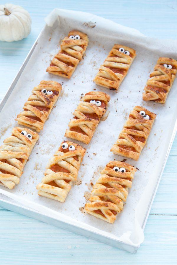 mummie-di-pasta-sfoglia-zucca-ricetta-halloween
