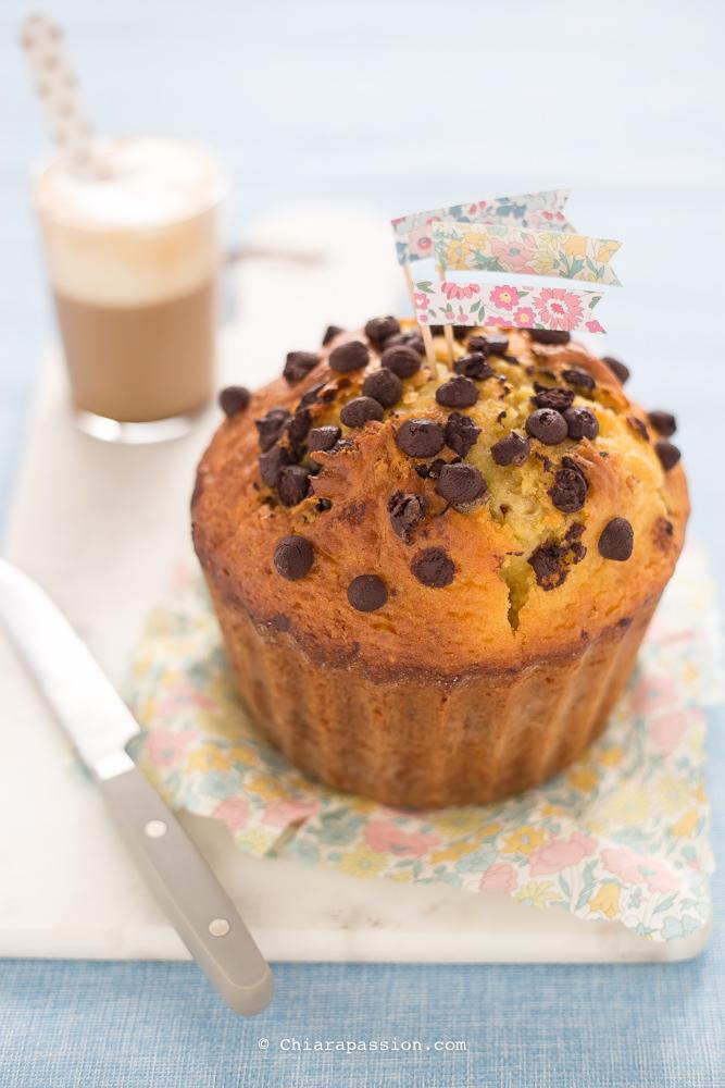 ricetta-torta-muffin-muffin-gigante-con-gocce-di-cioccolato