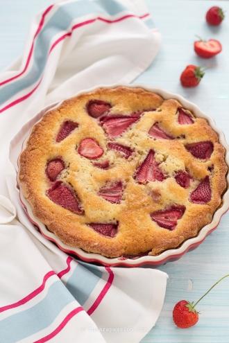 torta-soffice-alle fragole-ricetta-strawberry-cake