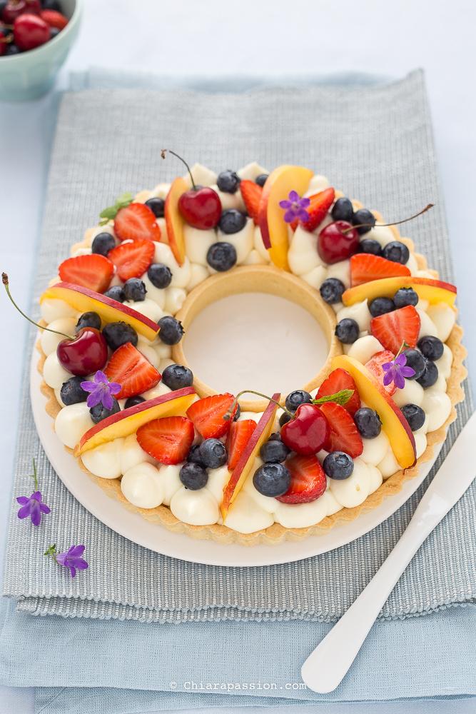 crostata-di-frutta-ad-anello-con-crema-namelaka-limone