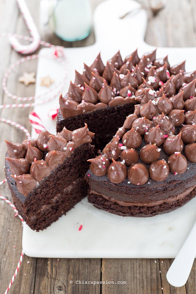 Torta Senza Uova Al Cioccolato.Torta Al Cioccolato Nutella Senza Uova Chiarapassion