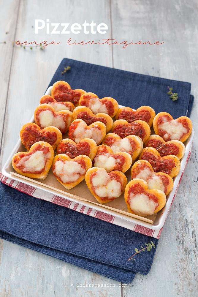 Pizzette Facili E Veloci Ricetta Senza Lievitazione