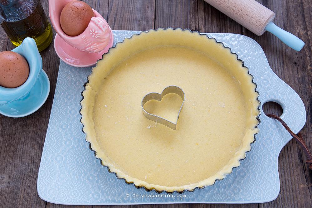 Ricetta Pasta Frolla Con Un Uovo.Pasta Frolla Senza Burro Con Olio Ricetta Perfetta Per Crostate E Biscotti