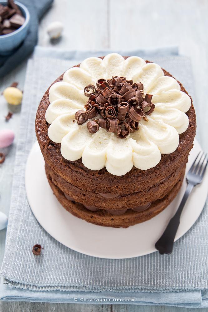La torta con ganache al cioccolato è la torta perfetta per fare colpo nel  cuore dei golosi 3dd93110352