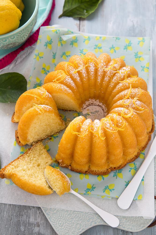 Torta 12 Cucchiai Al Limone Ricetta Facile Senza Bilancia
