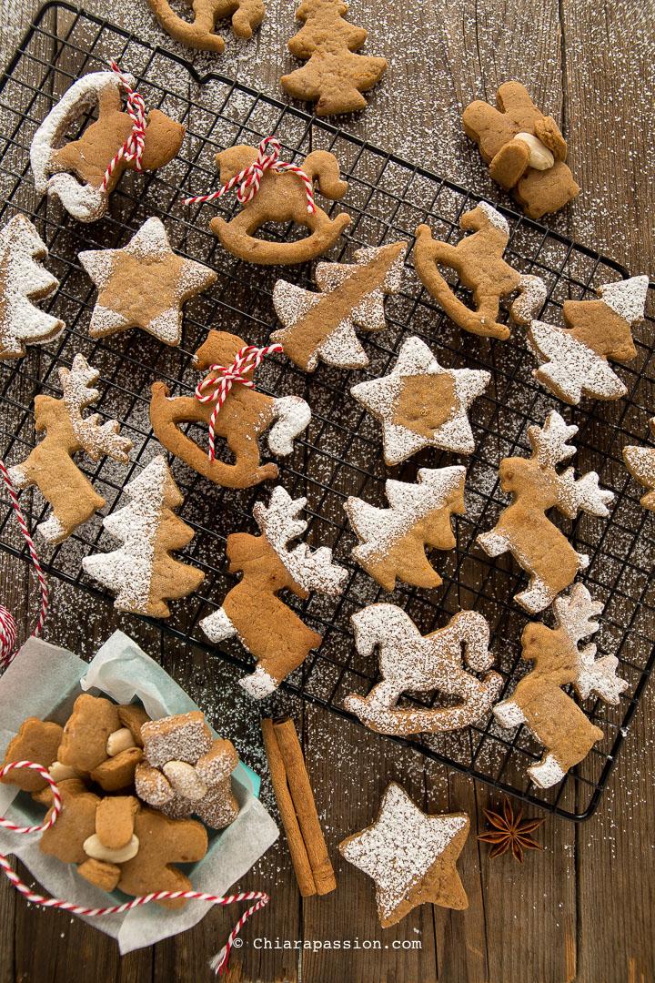 Biscotti Classici Di Natale.Biscotti Di Natale Senza Burro Ricetta Biscotti Vegani
