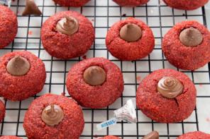 Biscotti red velvet