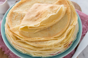 Impasto base: Crepes dolci e salate