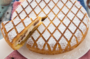 Cassata al forno siciliana