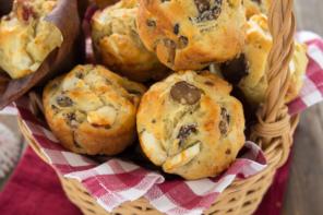 Muffin alla Boscaiola