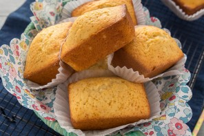 Mini plumcake allo yogurt