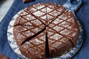 Torta al cioccolato 2 ingredienti
